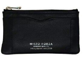 Misto Forza/ミストフォルツァ FMW02 イタリアンレザースマートキーケース (ブラック)