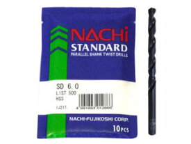 FUJIKOSHI/不二越 【NACHI】スタンダードドリル(鉄工用)袋 SD 4.1mm