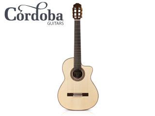 Cordoba/コルドバ 【55FCE Negra】 エレガットギター 【RPS140519】