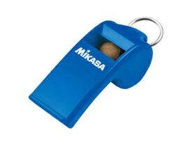 MIKASA/ミカサ アクセサリー ホイッスル(コルク入り) ブルー PUL10BL
