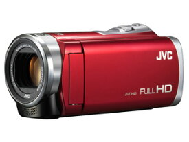 JVC/Victor/ビクター GZ-E109-R(レッド) 【ビデオカメラ】