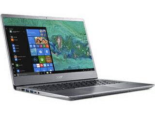 Acer/エイサー 14型ノートPC Swift 3 SF314-56-H58U/S (Core i5-8265U/8GB/256G SSD/スパークリーシルバー)