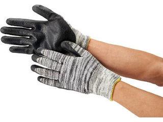 DUNLOP/ダンロップホームプロダクツ 耐切創手袋「サミテックHX6」 Mサイズ ブラック 4470