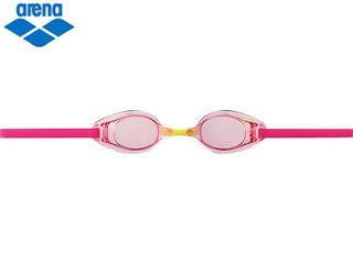 arena/アリーナ AGL190PA くもり止めスイムグラス TOUGH STREAM (ピンク)