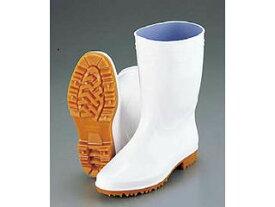 KOHSHIN/弘進ゴム ゾナG3白長靴(耐油性) 28cm