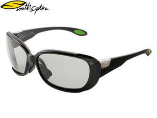 Smith Optics/スミス BAZOO (フレーム/BLACK)[レンズ/ポラーライトグレイ&イグナイター] 【当社取扱いのスミス商品はすべて日本正規代理店取扱品です】