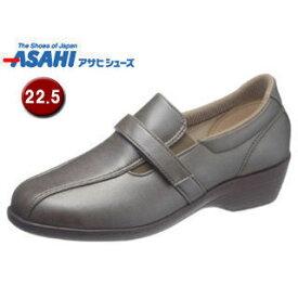 ASAHI/アサヒシューズ KS23544 快歩主義 L138AC アクティブシリーズ レディースシューズ 【22.5cm・3E】 (ブロンズ)