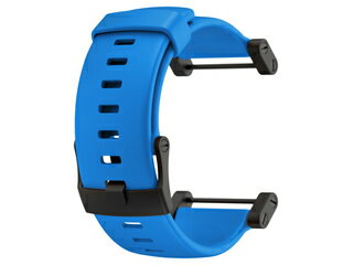 SUUNTO/スント SS018818000 Flat Blue Strap (ウレタン ストラップ フラット ブルー) 【当社取扱いのスント商品はすべて日本正規代理店取扱品です】