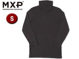 MXP/エムエックスピー 【納期未定】MX15344-K タートルネック8分袖シャツ メンズ 【S】(ブラック)