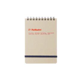 DELFONICS/デルフォニックス ロルバーン ポケット付メモ 縦型 Mサイズ アッシュグレー 500059-101