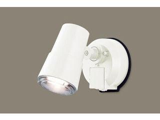Panasonic/パナソニック LGWC45001WK LEDスポットライト ホワイト【電球色】【明るさセンサ】【壁直付型】
