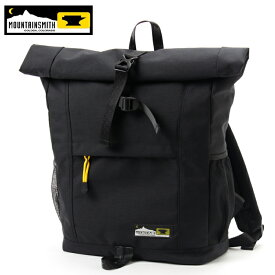 MountainSmith/マウンテンスミス 65386 ロールトップバックパック (ブラック)