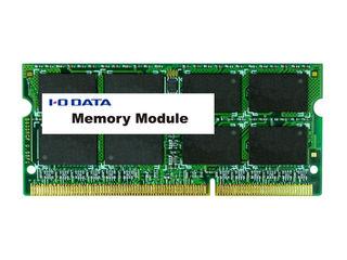 I・O DATA/アイ・オー・データ 【Web限定モデル】PC3L-12800(DDR3L-1600)対応ノートPC用メモリ 4GB SDY1600L-H4G/EC(白箱5年保証) 【白箱 5年保証】 【Web限定モデルは白箱仕様のエコパッケージモデルです】