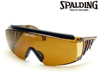 SPALDING/スポルディング SPO-107-BR 眼鏡対応 Over Glasses Series オーバーグラス サングラス (ブラウン)