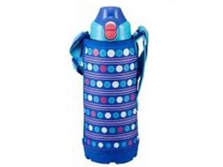 【nightsale】 【在庫品限り!ご購入はお早めに!】 TIGER/タイガー魔法瓶 【在庫品限り!】MBO-F080-AN ステンレスボトル (サハラ) 2WAY [直飲&コップ]【0.8L】(ブルーネオン)
