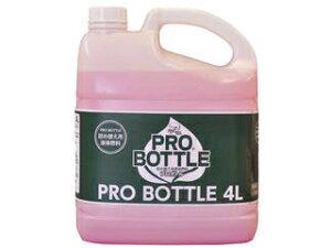 プロヒートグリーン専用液体燃料プロボトル 4L 284−W