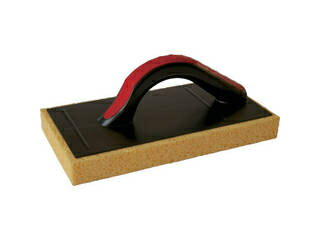 KRONEN HANSA/クローネンハンザヴェルク ウォッシュフロート デザインライン スポンジ付 黒 140×280×30 2-5011-90