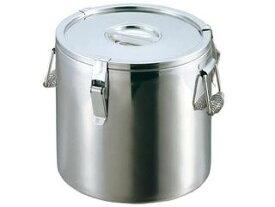 EBM EBM ステンレス 二重保温食缶 38cm