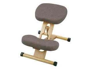MIYATAKE/宮武製作所 姿勢を正しく保つ椅子!プロポーションチェア CH-88W ブラウン
