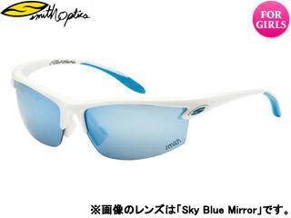 【nightsale】 Smith Optics/スミス RHYTHM (フレーム/WHITE BLUE)[レンズ/プラチナム] 【当社取扱いのスミス商品はすべて日本正規代理店取扱品です】
