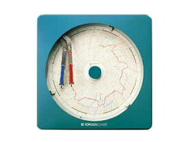 国際チャート 温湿度記録計 温湿きろく君/KC10−WW 8日用