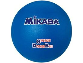 MIKASA/ミカサ ドッジボール スポンジドッジボール ブルー ブルー STD18-BL