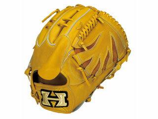 【nightsale】 HI-GOLD/ハイゴールド KKG-1141 投手用硬式グラブ 心極和牛 (ライトタン) 【左投げ用】