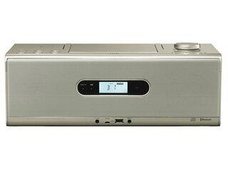 【お得な2台セットもあります!】 JVC/Victor/ビクター RD-W1-N(ゴールド) CDポータブルシステム