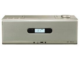 【お得な2台セットもあります!】 JVC Victor ビクター RD-W1-N(ゴールド) CDポータブルシステム