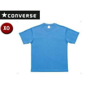 CONVERSE/コンバース CB251323-2200 半袖Tシャツ 【XO】 (サックス)