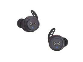 JBL ジェイビーエル フルワイヤレスイヤホン ブラック UAJBLFLASHBLK リモコン・マイク対応 /ワイヤレス(左右分離) /Bluetooth