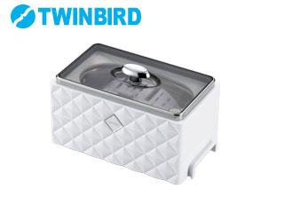 TWINBIRD/ツインバード EC-4548W 超音波洗浄器 (ホワイト)
