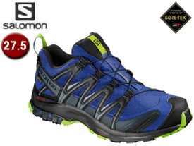 SALOMON/サロモン L40472100 XA PRO 3D GTX トレイルランニングシューズ メンズ【27.5cm】(MazarineBlueWil/Black/LimeGreen)