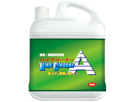 GKL3001 焼肉店用焼網・鉄板専用洗剤/ハイクリーナーA 4L