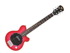 【納期にお時間がかかります】 Pignose/ピグノーズ PGG-200FM SPK(See-through Pink) 【Electric Guitar 】 専用ケース付き! 【指板材をローズウッドからテックウッドへ変更している場合がございます】