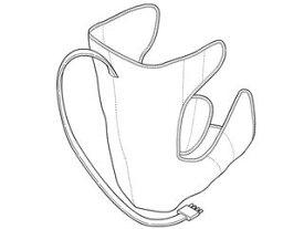 Panasonic/パナソニック フットマッサージャー用左足用アタッチメント(シルバー) EWNA84S4717