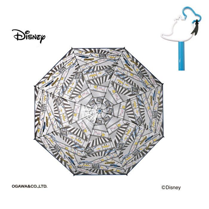 Disney/ディズニー キャラクター フレーム アンブレラ 全4柄 長傘 手開き 8本骨 60cm (ドナルド/アクションフィルム)