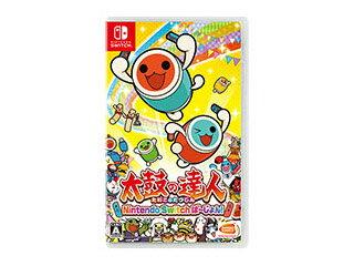 太鼓の達人NintendoSwitchば〜じょん!【Switch】
