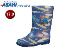 ASAHI/アサヒシューズ KL38404-1 サンリオ R283 レインブーツ 【17.0cm・2E】 (シンカイゾク)