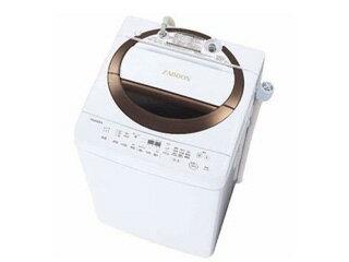 【nightsale】 TOSHIBA/東芝 AW-6D6-T 全自動洗濯機 【洗濯6.0kg】 ブラウン