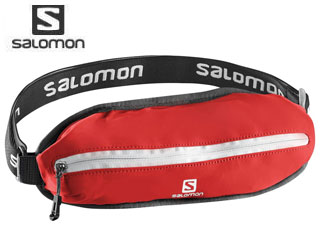 SALOMON/サロモン 【在庫限り】L38255000 AGILE SINGLE BELT (BRIGHT RED)