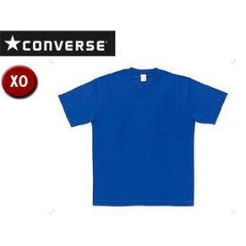 CONVERSE/コンバース CB251323-2500 半袖Tシャツ 【XO】 (ロイヤルブルー)