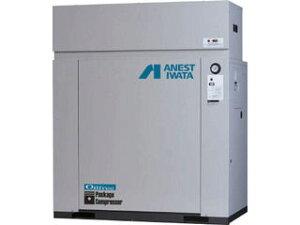 【組立・輸送等の都合で納期に1週間以上かかります】 ANEST IWATA/アネスト岩田コンプレッサ 【代引不可】レシプロコンプレッサ(パッケージ・オイルフリータイプ) ドライヤー CFP37CF-8.5DM6