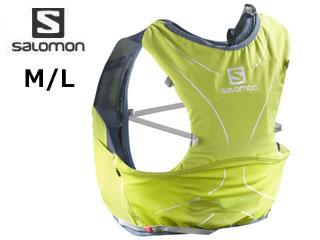 SALOMON/サロモン L39483900 ADV SKIN 5 NH 【M/L】(LIME PUNCH./VINTAGE INDIGO)