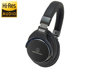 audio-technica/オーディオテクニカ ATH-MSR7-BK(ブラック) ポータブルヘッドホン