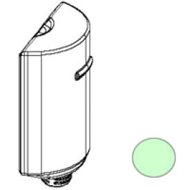 SHARP/シャープ プラズマクラスター美容家電用 水タンク<グリーン系> [2814210010]