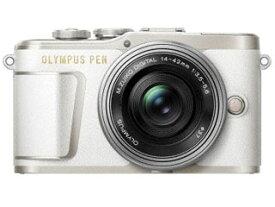 OLYMPUS/オリンパス PEN E-PL9 14-42mm EZレンズキット(ホワイト) 【お得なレンズセットもあります!】