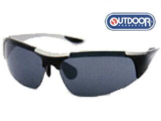 OUTDOOR PRODUCTS/アウトドアプロダクツ ODP-4011-5 グラス(フレーム:メタリックシルバー) (レンズ:スモーク・フラッシュミラー)