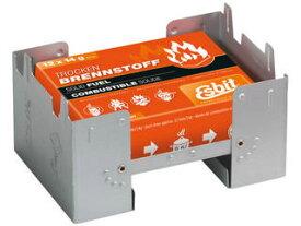 Esbit/エスビット ES00289000 ポケットストーブ・ラージ(固形燃料14g×12個付)
