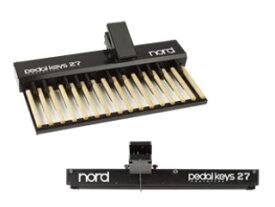 CLAVIA/クラヴィア Nord Pedal Keys 27 オルガン 【Nord C2/C2D用ベース鍵盤】